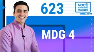 AULA DE INGLÊS 623 MDG 4 Reduce child mortality