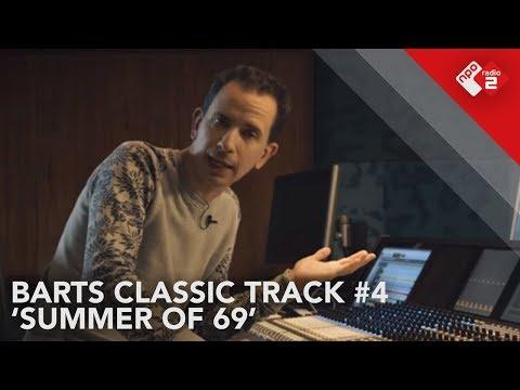 Barts Classic Track #4: 'Summer Of 69' van Bryan Adams | NPO Radio 2