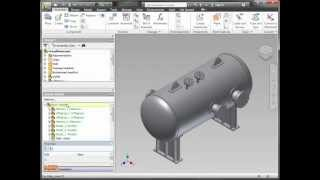 Autodesk Inventor ETO for Pressure Vessel Design