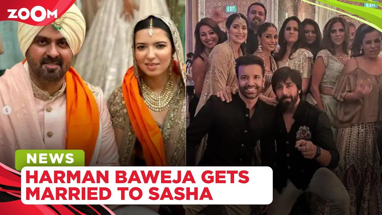 Download Love Story 2050 actor Harman Baweja gets married to Sasha Ramchandani