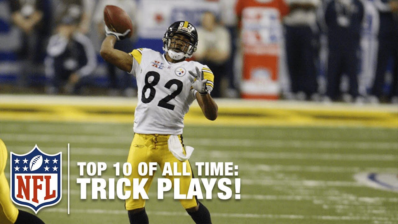 Top 10 Trick Plays of All Time | NFL