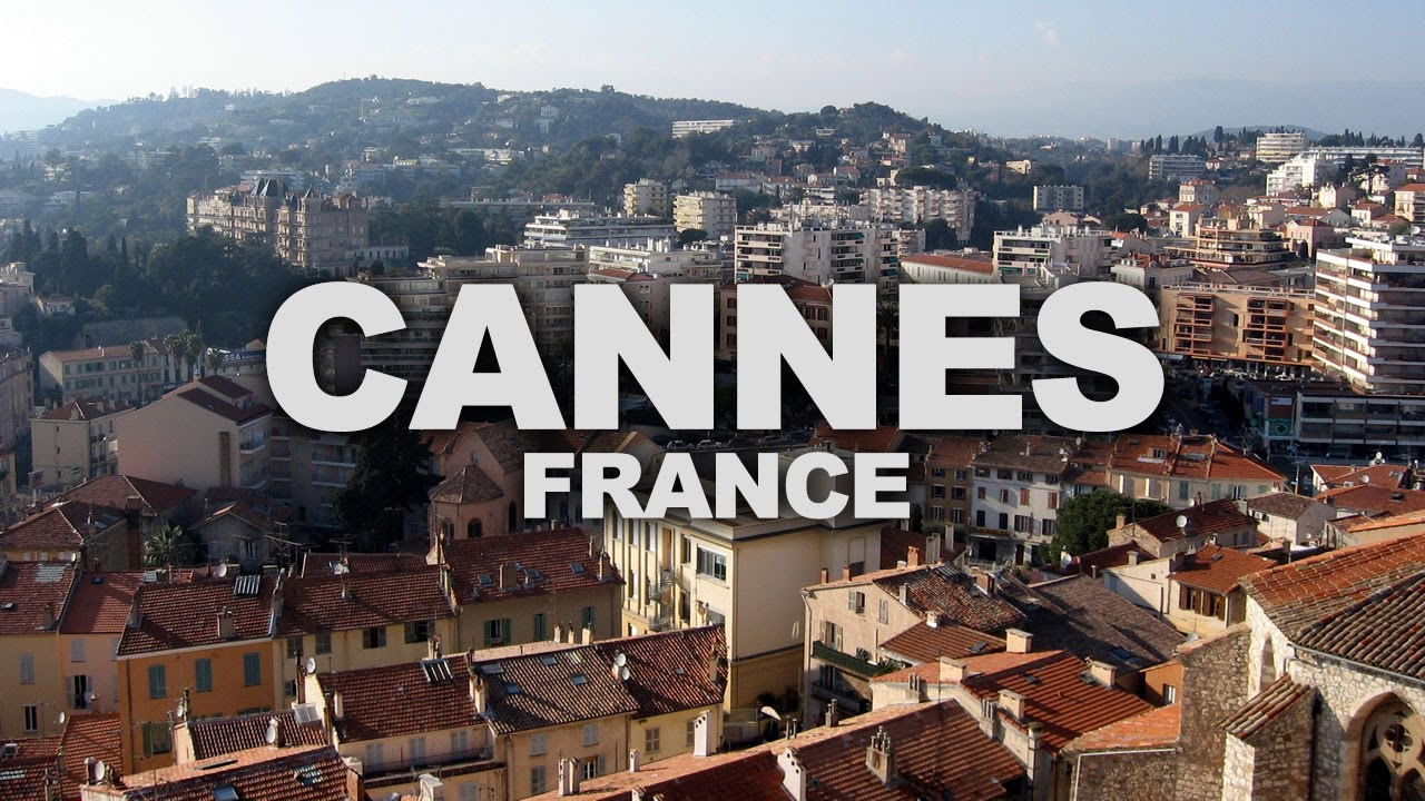 cannes a city in the french riviera home of the cannes film festival youtube. Black Bedroom Furniture Sets. Home Design Ideas