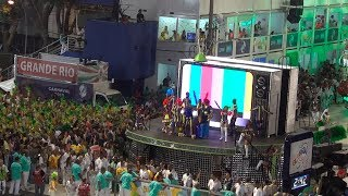 Grande Rio - Desfile Completo Carnaval 2018 -1
