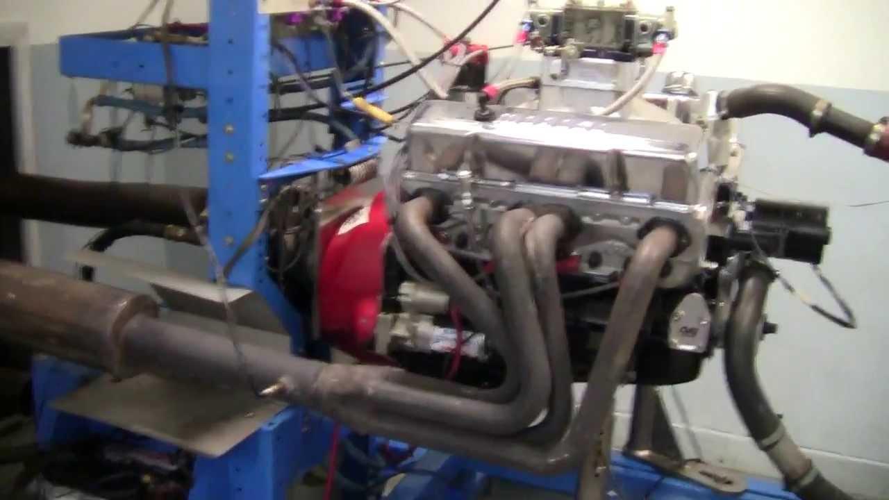 TRIKHQ 406 SBC   Made 642 7HP and 547 1 ftlbs