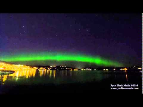Northern Lights - Gjøvik Norway - Feb 3rd 2016