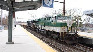 HD Railfanning Amtrak