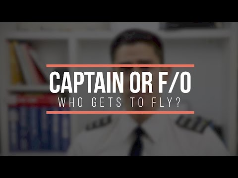 Q & A | Captain vs First Officer (Who does the Flying)