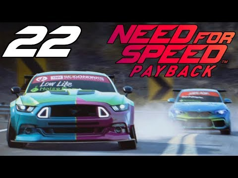 NOISEB*MB - Quer durch die Berge... | Let's Play NFS Payback #22
