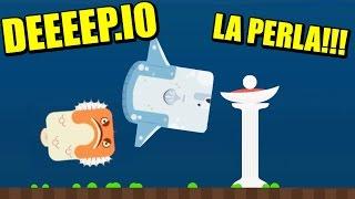CAPTURAR LA PERLA Y NUEVOS PECES - DEEEEP.IO Actualización