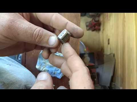 Как отполировать головку от катушечного магнитофона