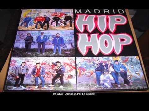 Madrid Hip Hop (completo) [1989] -VV.AA-