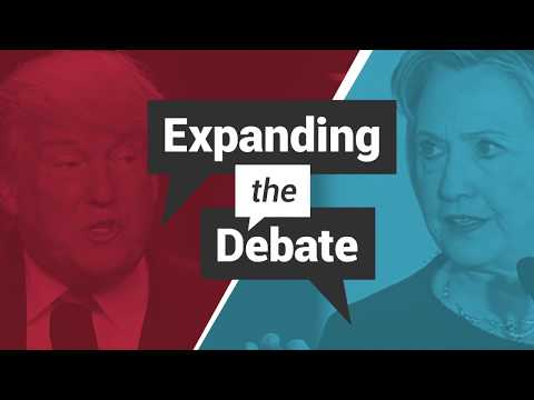 Democracy Now: Expanding the Debate