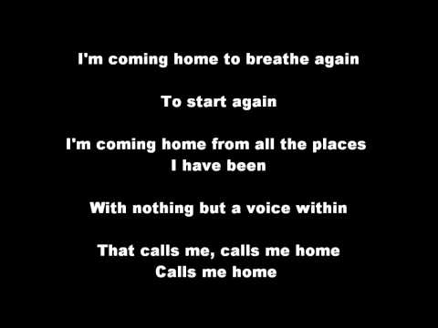 Shannon LaBrie - Calls me home lyrics