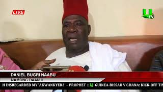 'Let's Not Take Issues Into Our Own Hands' - Bugri Naabu Tells Konkomba Youth