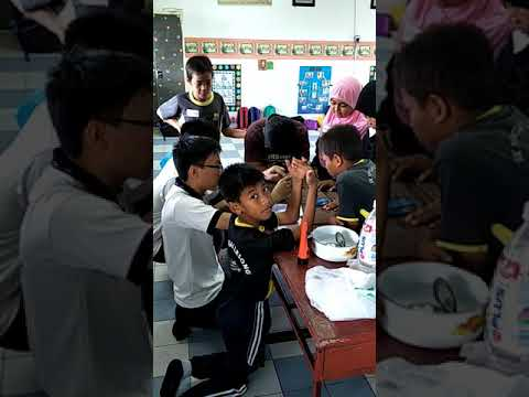 ENGLISH HIGHLY IMMERSIVE PROGRAM AND DUAL LANGUAGE PROGRAMME DLP OUTREACH ACTIVITY IN SK SUNGAI LESO
