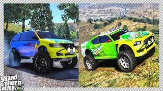 NEW OFFROAD KIT UPGRADE FOR VEHICLES