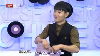 [EXOTICVNSUB][Vietsub]140517 EXO M Interview@BTV2 Top Chinese Music
