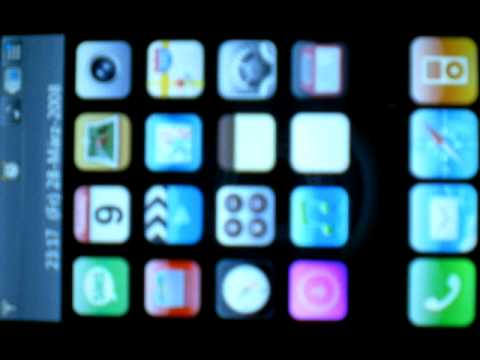LG KU990 Hack Viewty to Apple IPhone
