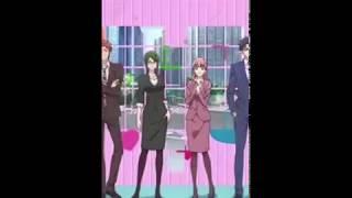 TIKTOK Anime - Wotaku Ni Koi Wa Muzukashii / [ Fiction ] ~ Sumika