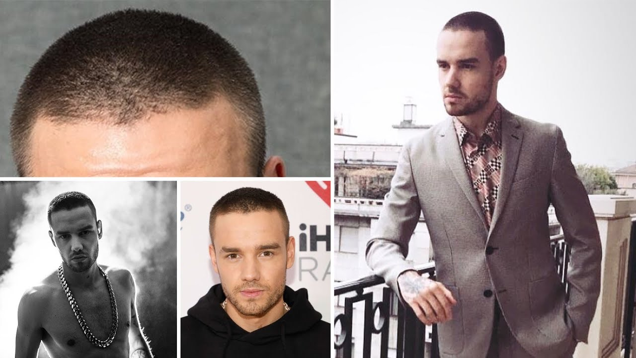 Former One Direction Member Liam Payne's New Haircut and Hairstyle - 2018