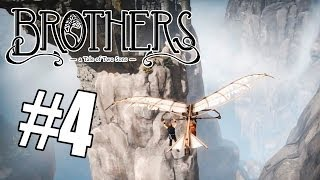 Brothers: A Tale of Two Sons - [ПОЛЕТ НА ДЕЛЬТАПЛАНЕ!] #4