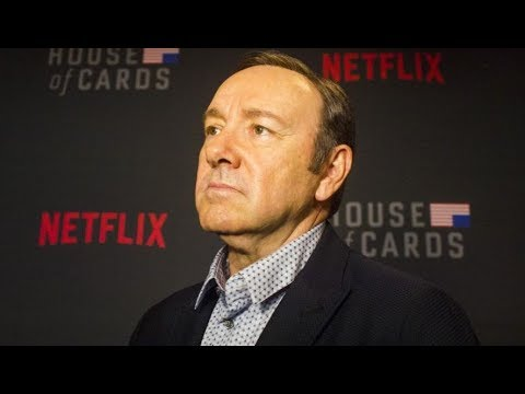 """Netflix fires Kevin Spacey from """"House of Cards"""" - LIVE BREAKING NEWS COVERAGE"""