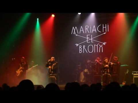 Mariachi El Bronx - Litigation (Live at Newcastle 8/10/16)