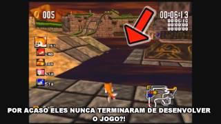 Jontron - Sonic R Legendado PT-BR