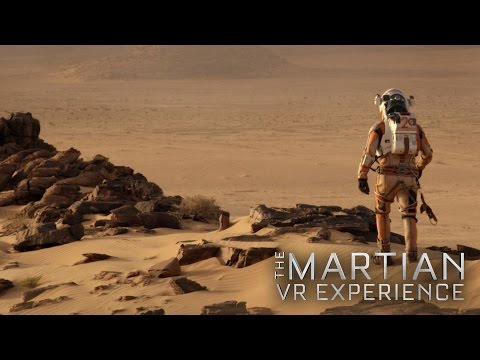 Pisti Matt Damon?! | Martian VR Experience (HTC Vive)