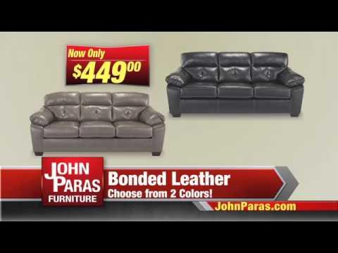 John Paras Sofa Selection Rev 5, John Paras Furniture