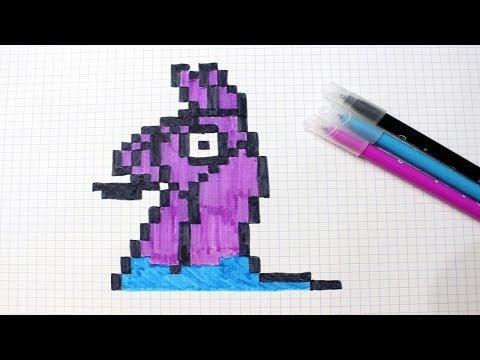 Pixel Art Fortnite Dj Lama Fortnite Free 40 Tiers