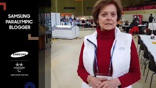 Mi madre en la villa | Víctor González | Samsung Paralympic Blogger