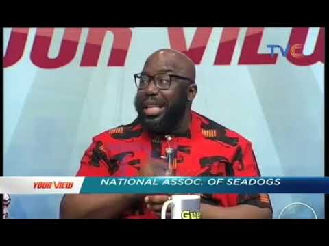 Download TVC plays host to the National Association of Seadogs ahead of the 23rd Wole Soyinka lecture 2019