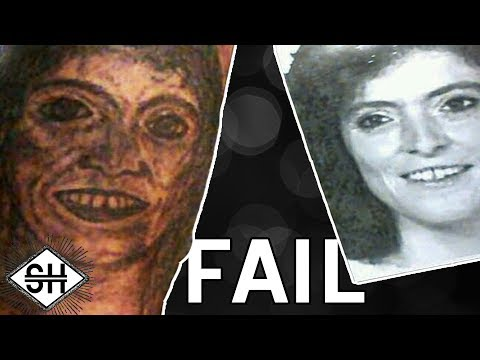Terrible Tattoo Fails