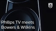 low priced 7b436 09536 Philips TV meets Bowers   Wilkins   Perfect picture. Perfect sound -  Duration  61 seconds.
