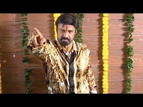 Balakrishna New Movie Opening Video | #NBK106 | Boyapati Srinu | Manastars