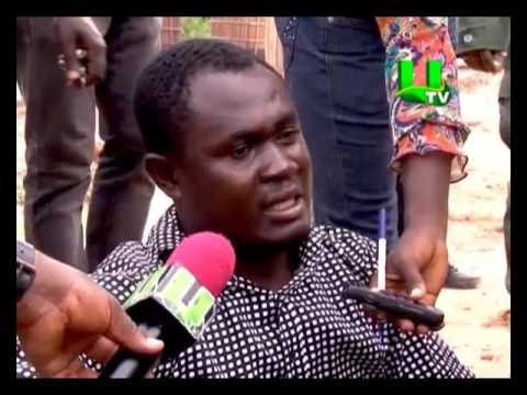 Amewu arrests 4 for engaging in galamsey at Amadaa