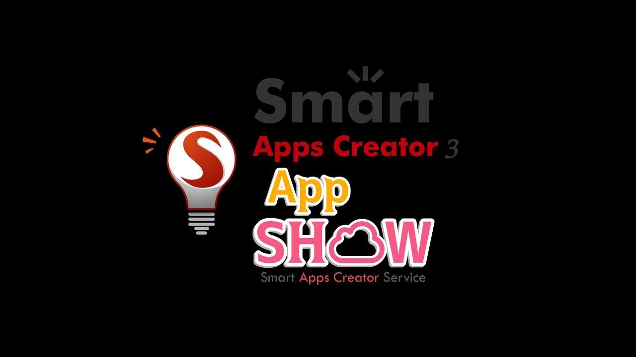 App設計製作好簡單一看就會免寫語法就可互動的html5微網頁smart Apps Creator 3