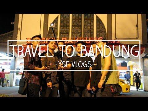 Traveling to Bandung, Indonesia