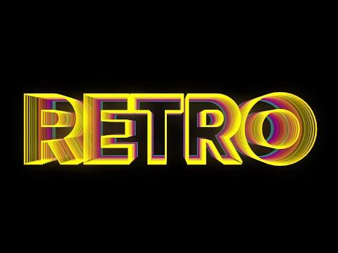 Create an EPIC RETRO Text Animation in Hitfilm Express - Hitfilm Tutorial thumbnail