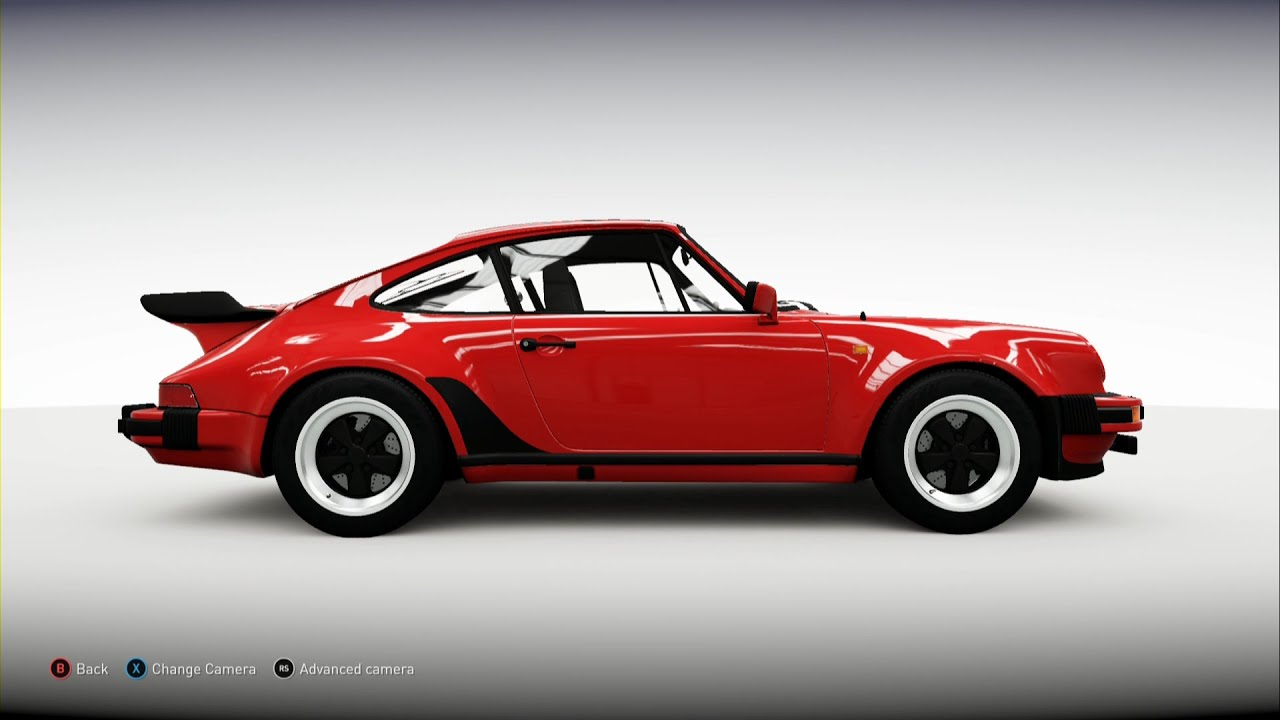 Porsche 930 turbo wallpaper