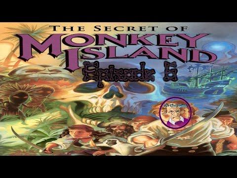 The Secret of Monkey Island Ep 6 Aerosmith