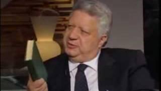 حدث في مثل هذا اليوم فشل الصلح والاشتباك بين شوبير ومرتضى منصور على الهواء ابريل 2010 2