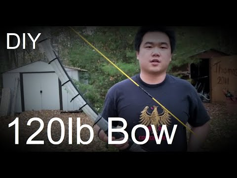 The Cheapest War Bow 120lbs @ 30 Dollars