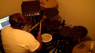 Pastor William H. Murphy III - God Chaser (Drum Cover)