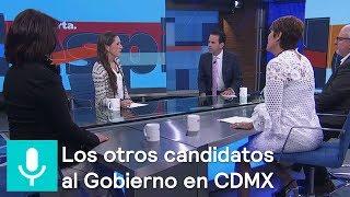 Mesa Política: Los otros candidatos a la Jefatura de Gobier...