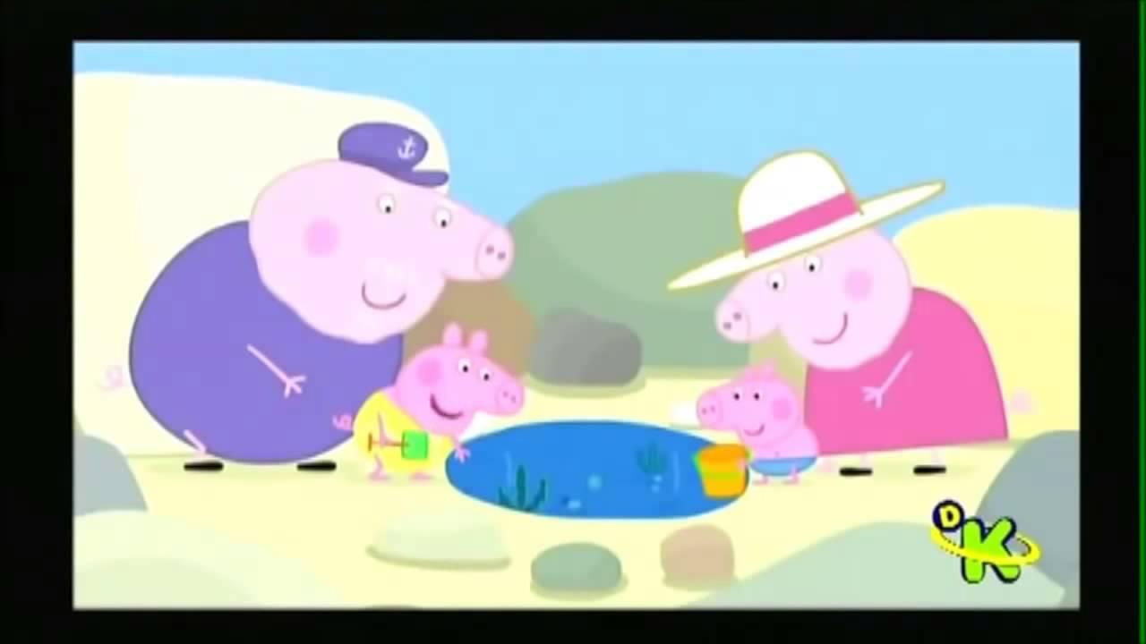 03 Peppa Pig Dublado Em Portugues Hd Terceira Temporada Youtube