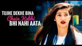 Ek Samay Mein Toh Tere Dil Se Juda tha - Rahul & Amrita - Cute School Love Story - Latest Sad Song