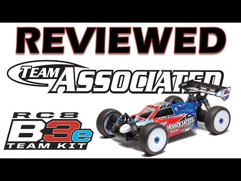 Review: Team Associated RC8B3e 1/8 Buggy