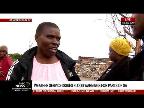 Weather Service Issues Flood Warnings For Parts Of SA